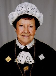 Simons LisetteGouden broche